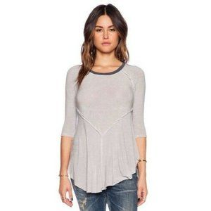 Intimately Free People NWT Weekends Layering Tee